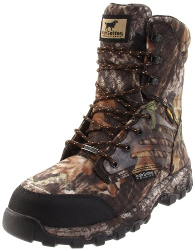 Review Irish Setter Men's 3859 Shadow Trek WP 800 Gram 9 Big Game Boot
