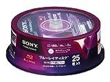 ソニ ー ブルーレ 25BNE1VDPP2 【日本製】 録画用BD-RE 25枚 2倍速 25GB ワイ ドプリンタブル Sony Bluray ランキングお取り寄せ