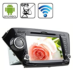 See Rungrace 8.0 inch Android 4.2 Multi-Touch Capacitive Screen In-Dash Car DVD Player for KIA K2 with WiFi / GPS / RDS / IPOD / Bluetooth Details
