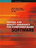 img - for Testing and Quality Assurance for Component-Based Software (Artech House Computing Library) book / textbook / text book