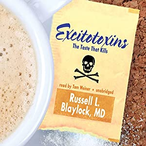Excitotoxins Audiobook