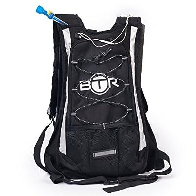 BTR Hydration Pack. Backpack Plus Hydration Bladder by BTR