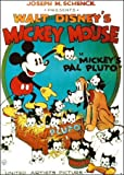 Mickey Mouse - Mickey's Pal Pluto Movie Poster