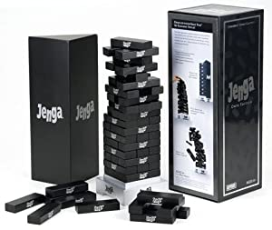 Jenga Special Onyx Edition