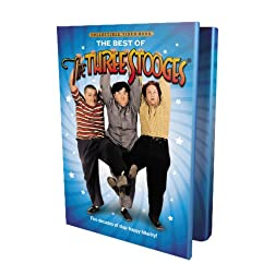 The Best of the Three Stooges (Videobook)