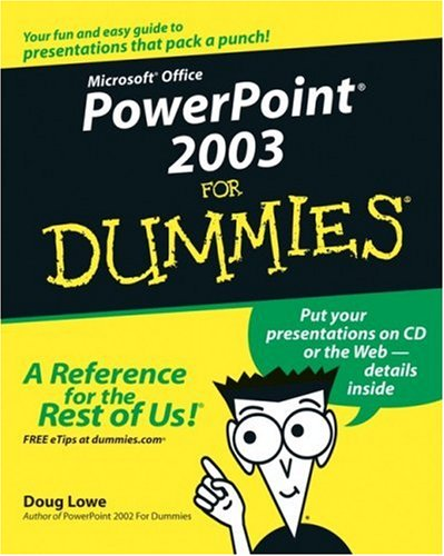 PowerPoint 2003 for Dummies, Doug Lowe