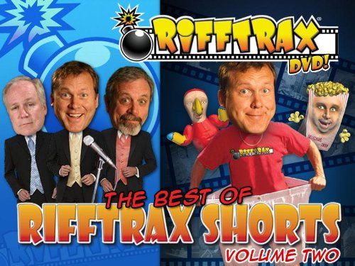 RiffTrax Shorts: Volume 2