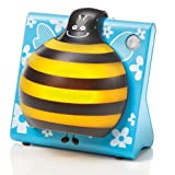 Philips Philips Lumigos 69112\/34\/86 Guidelight Bee Table Lamp (Synthetics And Yellow) (Multicolor)