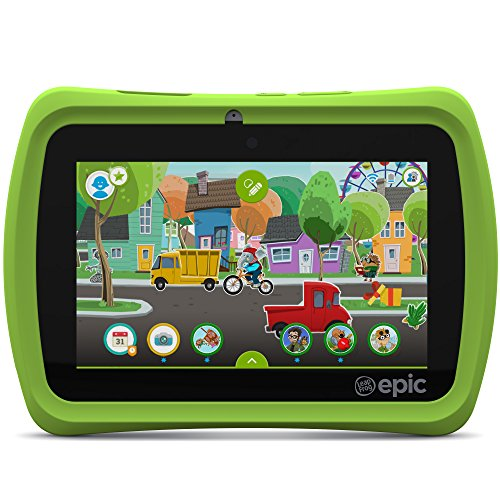 LeapFrog-Epic-7-Android-based-Kids-Tablet-16GB-Green