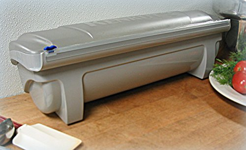 Buy Direct from the inventor, Chef Kens Kenkut 3 commercial film/foil dispenser (15 Plastic Wrap Dispenser compare prices)