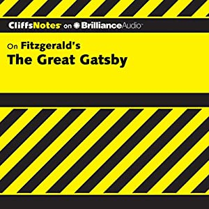 The Great Gatsby: CliffsNotes Audiobook