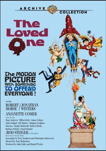 the-loved-one-usa-dvd