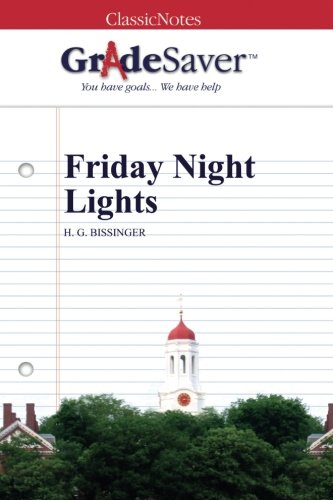 friday night lights themes gradesaver  friday night lights study guide