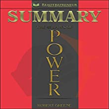 Summary: The 48 Laws of Power by Robert Greene Audiobook by  Readtrepreneur Publishing Narrated by Donna A Motta