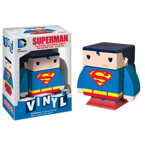 Funko Superman Vinyl Figure
