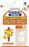 小林製薬の栄養補助食品 マルチビタミン 約30日分 30粒