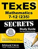 texes grade 7-12 math exam secrets for 235 code