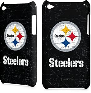 NFL - Pittsburgh Steelers - Pittsburgh Steelers Distressed - iPod Touch (4th Gen) - inkFusion Lite Case