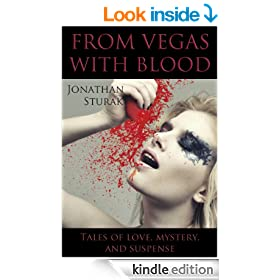 From Vegas With Blood: Tales of Love, Mystery, and Suspense