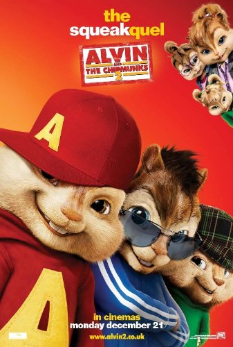 Скачать фильм Элвин и бурундуки 2 /Alvin and the Chipmunks: The Squeakquel/
