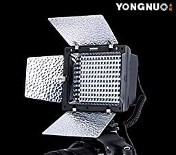 Photographic Lighting NEW Yongnuo Yn-160ii LED Video Light Camera Video Camcorder for Canon 650d 5d Mark Ii 6d 7d 60d 600d 550d