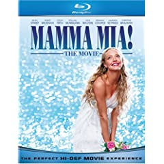 Mamma Mia! The Movie [Blu-ray]: Meryl Streep, Pierce Brosnan, Colin Firth, Amanda Seyfried, Stellan Skarsgard, Christine Baranski, Julie Walters, Dominic Cooper, Phyllida Lloyd, Nancy Baldwin, Heather