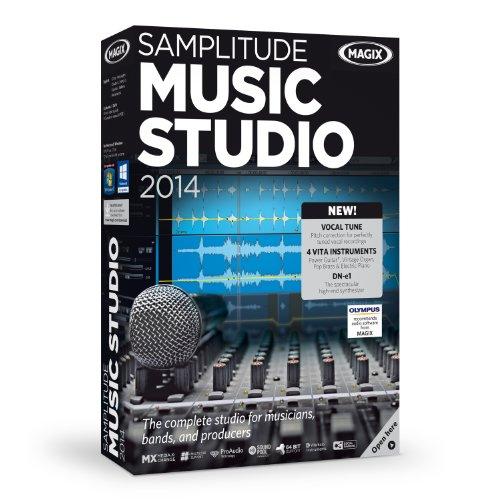 Samplitude Music Studio 2014