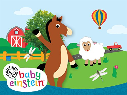 Baby Einstein Baby's First Sounds - Discoveries for Little Ears