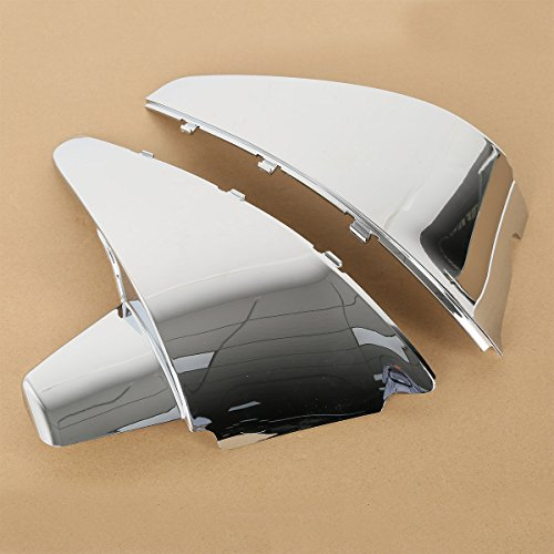 XFMT Motor Battery Side Fairing Cover For Honda Shadow VT600 VLX600 STEED400 1988-98 (Honda Shadow Chrome Side Covers compare prices)