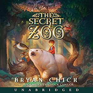 The Secret Zoo Audiobook