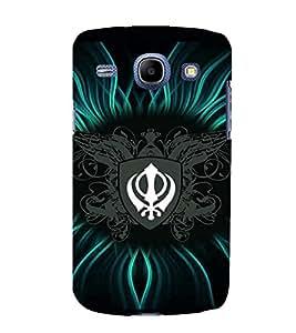 printtech Sikh Khalsa Waheguru Back Case Cover for Samsung Galaxy A5 / Samsung Galaxy A5 A500F
