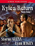 Kyle's Return [Phoenix Rising 2] (Siren Publishing Classic ManLove)