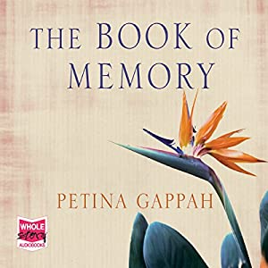 The Book of Memory Audiobook