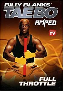 Billy Blanks - Tae Bo - Amped Full Throttle