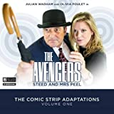 img - for The Avengers: Steed & Mrs Peel: The Comic Strip Adaptations Volume 1 book / textbook / text book