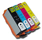 The Ink Squid 1 Set Of Hp364 Xl High Capacity Compatible Ink Cartridges For Hp Photosmart B110 B110A B110C B110D B110E B110F B209 B209A B209B B209C B210 B210A B210B B210C B210E Printers