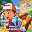Manny's Toolbox [With 7 Tool-Shaped Books] (Disney Handy Manny)