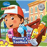 Manny's Toolbox [With 7 Tool-Shaped Books] (Disney Handy Manny)by Marcy Kelman