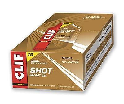 Clif Shot Gel, 24 Count