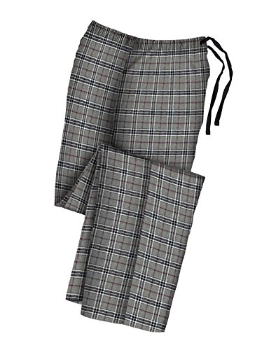 hanes-mens-flannel-pants-with-comfort-flex-waistband-02006-02006x-2xl-grey
