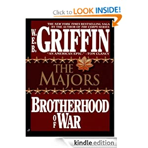 The Majors (Brotherhood of War) W. E. B. Griffin