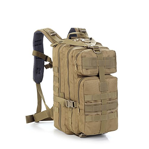 Outdoor sac à dos d'alpinisme / ventilateurs militaires sac / sac étanche de camouflage tactique-6 40L