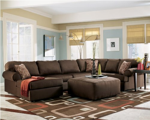 Brando - Cafe Left Corner Chaise Sectional by Ashley Furniture
