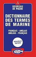 Dictionnaire des termes de Marine : français-anglais, anglais-français