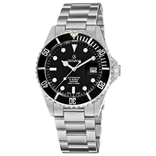 Grovana Herrenarmbanduhr Diver Automatic 1571.2137
