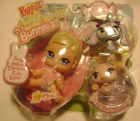 Bratz Lil Angelz Bunniez Cloe Numbered Collectors Series - Buy Bratz Lil Angelz Bunniez Cloe Numbered Collectors Series - Purchase Bratz Lil Angelz Bunniez Cloe Numbered Collectors Series (MGA Entertainment, Toys & Games,Categories,Dolls,Playsets,Fashion Doll Playsets)