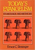 img - for By Ernest C. Reisinger Todays Evangelism book / textbook / text book