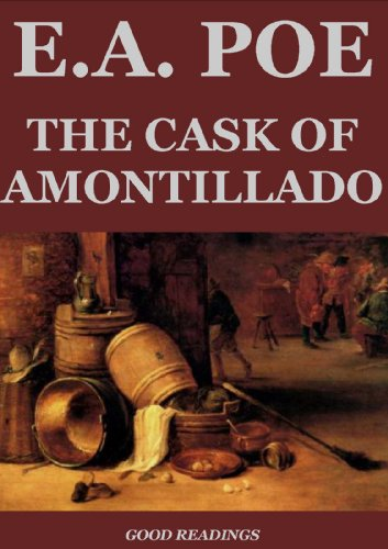 an analysis of the foreshadowing in the cask of amontillado by edgar allan poe