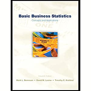 VangoNotes for Basic Business Statistics, 11/e Audiobook