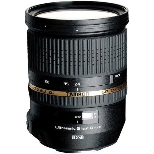 Tamron SP 24-70mm Di VC USD Nikon Mount (Model A007N)